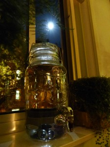 How to charge water at home; crystals and full moon energy