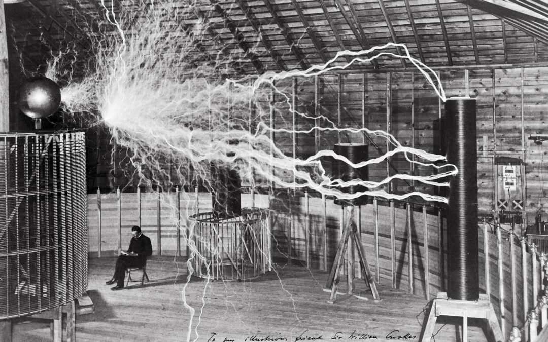EN | The YahYel on Tesla's Inventions & Free Energy